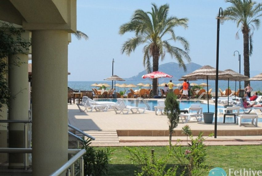 sea view apartments to rent Fethiye Lettings 37